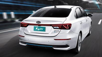 Kia K3 chạy điện ra mắt tại Trung Quốc, giá từ 28.000 USD - Ảnh 12