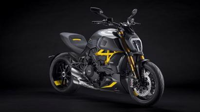 Ducati Diavel 1260 S 2022: Màu đẹp, nhiều trang bị hấp dẫn - Ảnh 4