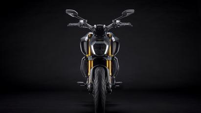 Ducati Diavel 1260 S 2022: Màu đẹp, nhiều trang bị hấp dẫn - Ảnh 10