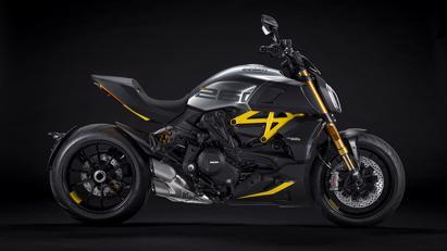 Ducati Diavel 1260 S 2022: Màu đẹp, nhiều trang bị hấp dẫn - Ảnh 9