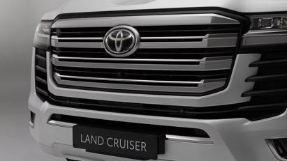Toyota Land Cruiser 2022 mới chính thức ra mắt: Thay đổi thiết kế, giảm trọng lượng, động cơ mới - Ảnh 4