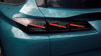 Peugeot 308 SW 2022 ra mắt: Trục cơ sở dài hơn, khoang hành lý 608 lít - Ảnh 7