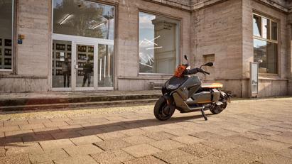 BMW ra mắt scooter điện tương lai CE 04 giá khởi điểm 11,795 USD - Ảnh 2