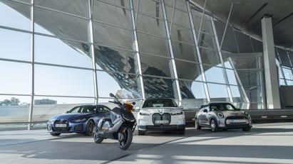 BMW ra mắt scooter điện tương lai CE 04 giá khởi điểm 11,795 USD - Ảnh 7