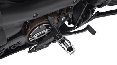 Harley-Davidson Sportster S 2021 lộ diện: 121 mã lực, động cơ V-twin 1.250 cc làm mát bằng chất lỏng - Ảnh 10