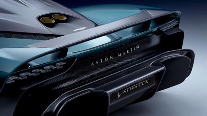 Aston Martin Valhalla bản thương mại trình làng: Siêu phẩm công suất 950 mã lực - Ảnh 9