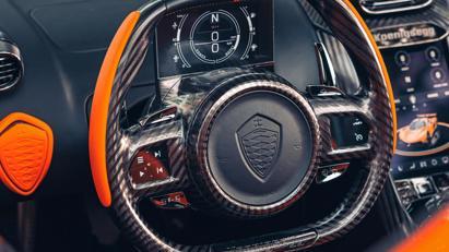 Koenigsegg Jesko: Siêu xe 1578 mã lực bản thương mại ra mắt - Ảnh 5