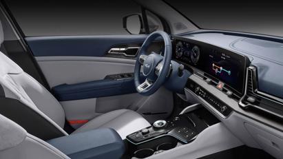 Kia Sportage Hybrid 2021 ra mắt tại Hàn Quốc - Ảnh 7