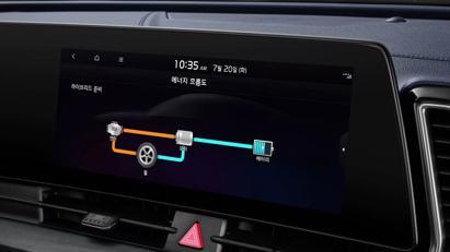 Kia Sportage Hybrid 2021 ra mắt tại Hàn Quốc - Ảnh 4