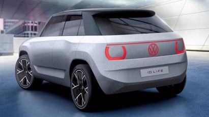 Volkswagen ID. Life concept: Khi xe hơi là rạp chiếu phim di động, trung tâm trò chơi - Ảnh 12
