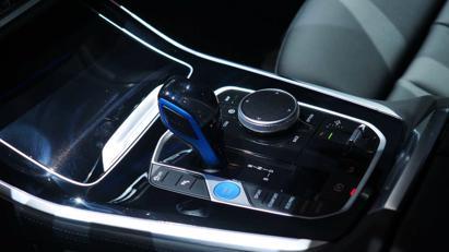 BMW trình diễn mẫu SUV chạy pin nhiên liệu hydro iX5 tại triển lãm Munich - Ảnh 6