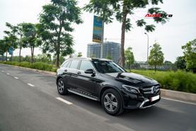 Người dùng đánh giá Mercedes-Benz GLC 200 sau khi 'lỡ duyên' Hyundai Santa Fe: Đừng ham option khi chính mình còn chưa dùng hết