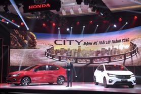 Honda City 2021 vừa bán ra, doanh số ô tô Honda lập tức khởi sắc