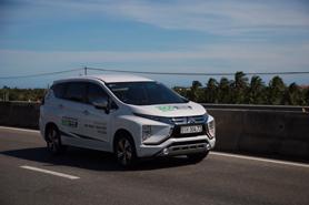 Mitsubishi Xpander đạt kỷ lục tiêu thụ nhiên liệu chỉ 4,23 lít/100km