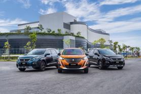Ô tô châu Âu Peugeot mạnh tay khuyến mãi, hứa giao xe trước năm mới