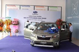 Subaru khai trương đại lý 4S mới tại Nha Trang