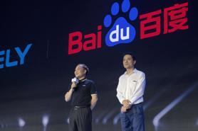 Đại gia Internet Trung Quốc Baidu bắt tay Geely sản xuất ô tô điện