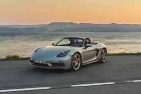 Porsche Boxster ra phiên bản kỷ niệm 25 năm