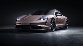 Porsche Taycan ra mắt xe điện giá rẻ