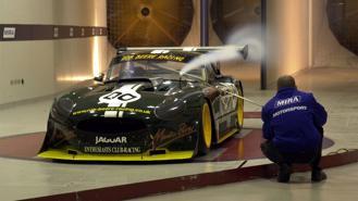Jaguar E-Type 52 lần vô địch đường đua F1 đang được rao bán