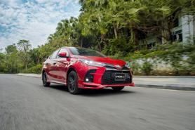 Toyota Vios 2021 giảm giá nhẹ tại các đại lý