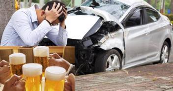 Từ 1/3, từ chối bồi thường bảo hiểm với tài xế có nồng độ cồn