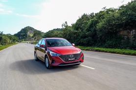 Doanh số xe ô tô Hyundai lao dốc trong tháng 2/2021