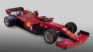 Ngắm xe đua F1 mới của Ferrari