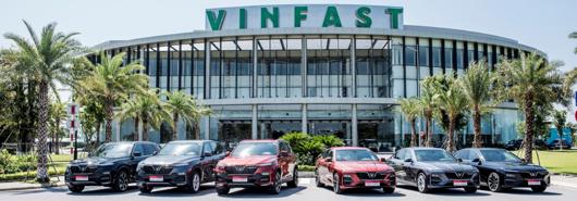 VinGroup dự định tiến hành IPO cho VinFast tại Mỹ