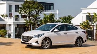 5 mẫu sedan bán nhiều nhất quý I/2021