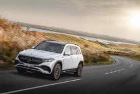 Mercedes ra mắt SUV điện đầu tiên tại Mỹ
