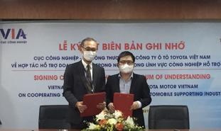 Toyota Việt Nam đẩy mạnh tỷ lệ nội địa hóa ô tô