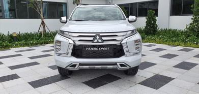 "Mitsubishi Pajero Sport giảm giá ""khủng"" 150 triệu đồng"