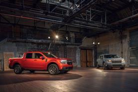 Chi tiết Ford Maverick 2022 vừa ra mắt