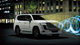 Toyota Land Cruiser 2022 mới chính thức ra mắt: Thay đổi thiết kế, giảm trọng lượng, động cơ mới