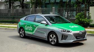 Grab sắp sử dụng xe ô tô điện Hyundai để chở khách ở Việt Nam?