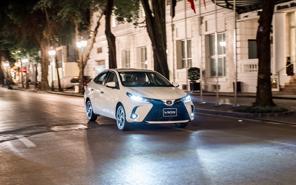 """Xe bán chạy Toyota Vios tiếp tục ưu đãi, có """"cơ"""" giành lại ngôi vương?"""