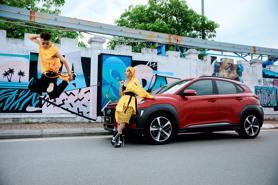Doanh số xe Hyundai giảm nhẹ so với tháng trước
