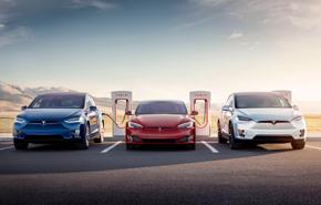 Xe điện không phải Tesla sử dụng Supercharger sẽ phải trả thêm tiền