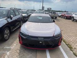Ô tô điện Audi e-tron GT nhập khẩu chính hãng về Việt Nam