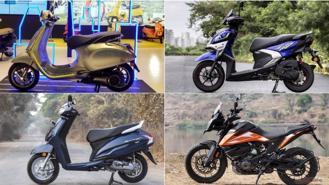 Honda, KTM, Piaggio và Yamaha hình thành liên minh sản pin xe điện có thể thay thế