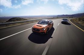 Subaru WRX 2022 ra mắt: Mạnh mẽ hơn với thiết kế, nền tảng mới