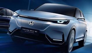 Honda đặt mục tiêu bán 70.000 xe điện Prologue năm 2024