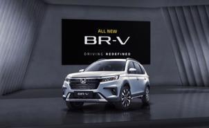 Honda BR-V 2022 lộ diện