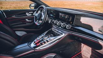 Độ sedan hạng sang Mercedes-AMG GT thành siêu xe 888 mã lực