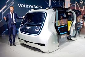 Sếp Volkswagen: Xe tự lái hoàn toàn là chuyện khó như lên sao Hỏa