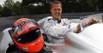 Khám phá bộ sưu tập xe của huyền thoại F1 Michael Schumacher