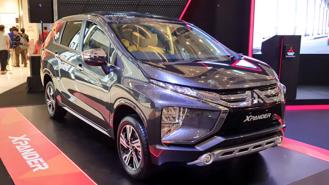 Mitsubishi Xpander 2020 bổ sung trang bị hấp dẫn