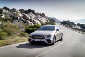 Mercedes-Benz nâng cấp E-Class 2021