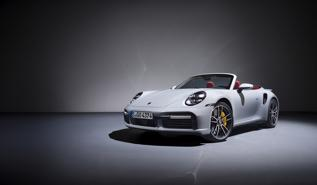 Porsche 911 Turbo S mới giá hơn 15 tỷ đồng tại Việt Nam